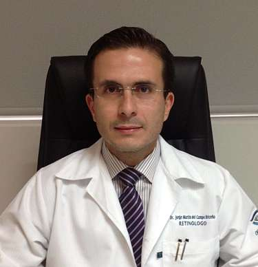 Dr. Jorge Martín del Campo